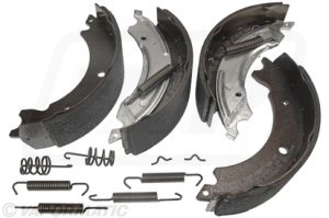Brake Shoes and Accessories -Knott Type