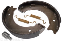Trailer Brake Shoes-ADR Type