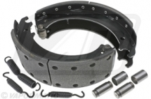 Heavy Duty Agricultural HOS Trailer Brake Shoes