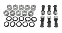 Trailer Wheelnuts and Studs