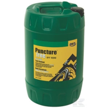 Tyre puncture proofing fluids