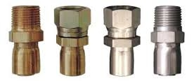 Single Piece fittings