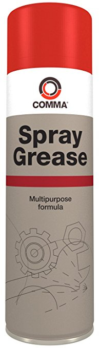Spray Grease & Specialist Grease