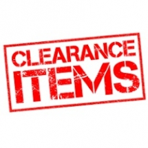 Clearance Lines Items