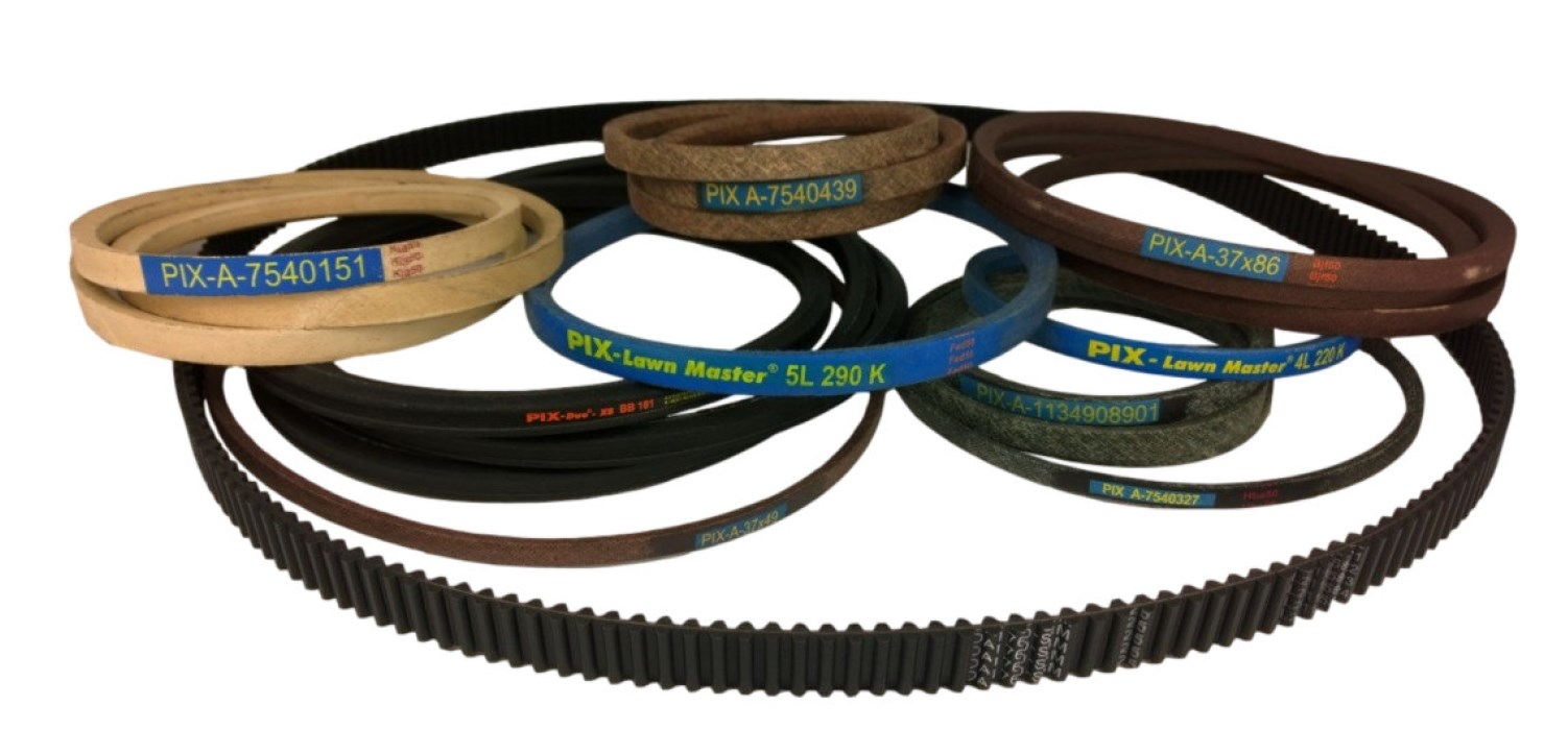 Lawnmower & Garden Machinery Drive belts