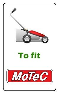 MOTEC BeltsA-900017010020 Lawnmower Belt Motec OEM Part no
