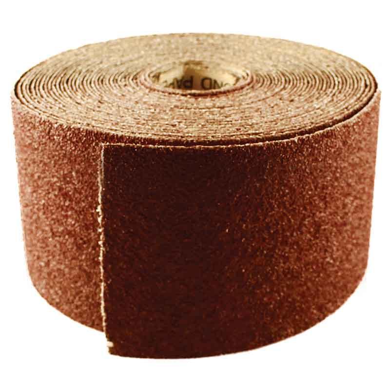 ABS11505040 Sandpaper roll 5 mtr 40grit