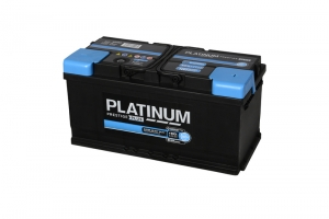 Platinum AGM027 Battery 12v S/Start (3 Year Warranty)