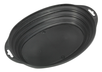 AK2317 Sealey Retractable Magnetic Parts Tray Oval