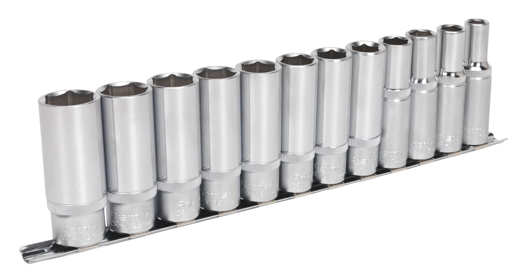 AK2871SP Socket Set 12pce