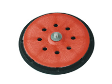 AK290 Universal Dust Free Hook & Loop DA Pad 150mm