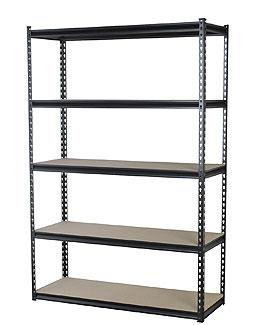 Racking Unit with 5 Shelves 220kg Capacity Per Level