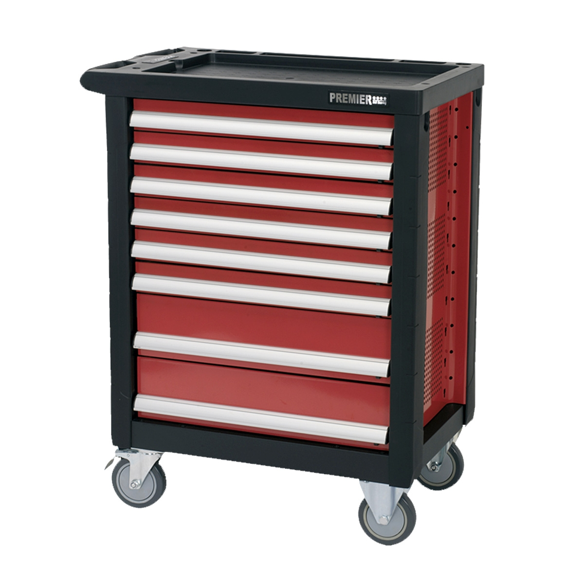 AP2408B Rollcab 8 Drawer with Ball Bearing Runners
