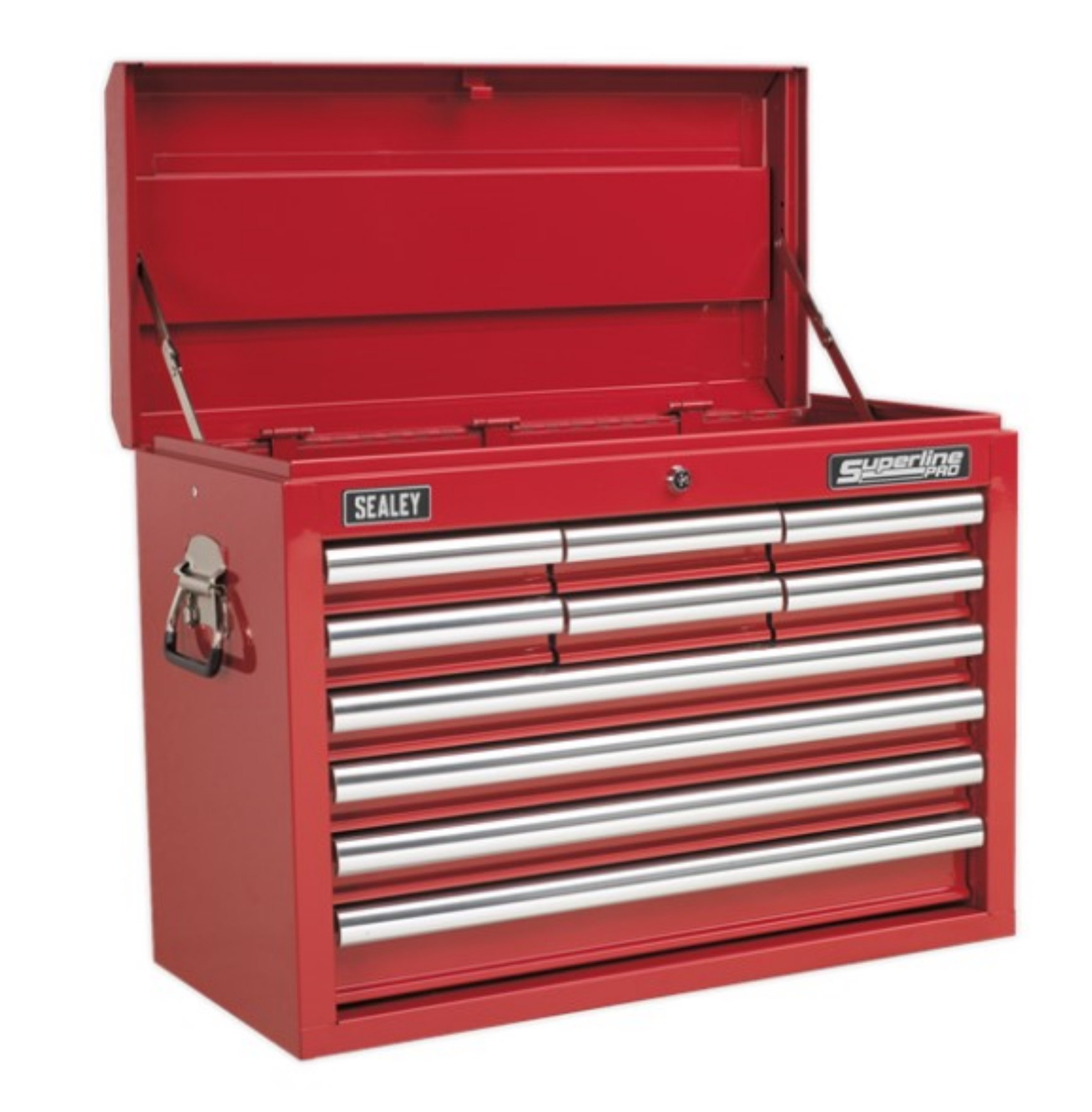 Topchest 10 Drawer c/w Ball Bearing Runners
