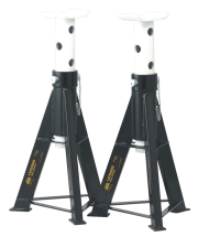 Axle Stands 12ton Capacity per Stand 24ton per Pair