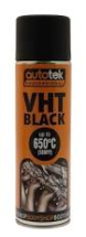AT0VHTB500 Paint - High Temp Black Gloss (aerosol 500ml)