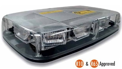 AVSMLB600 Compact LED Light Bar ECR65