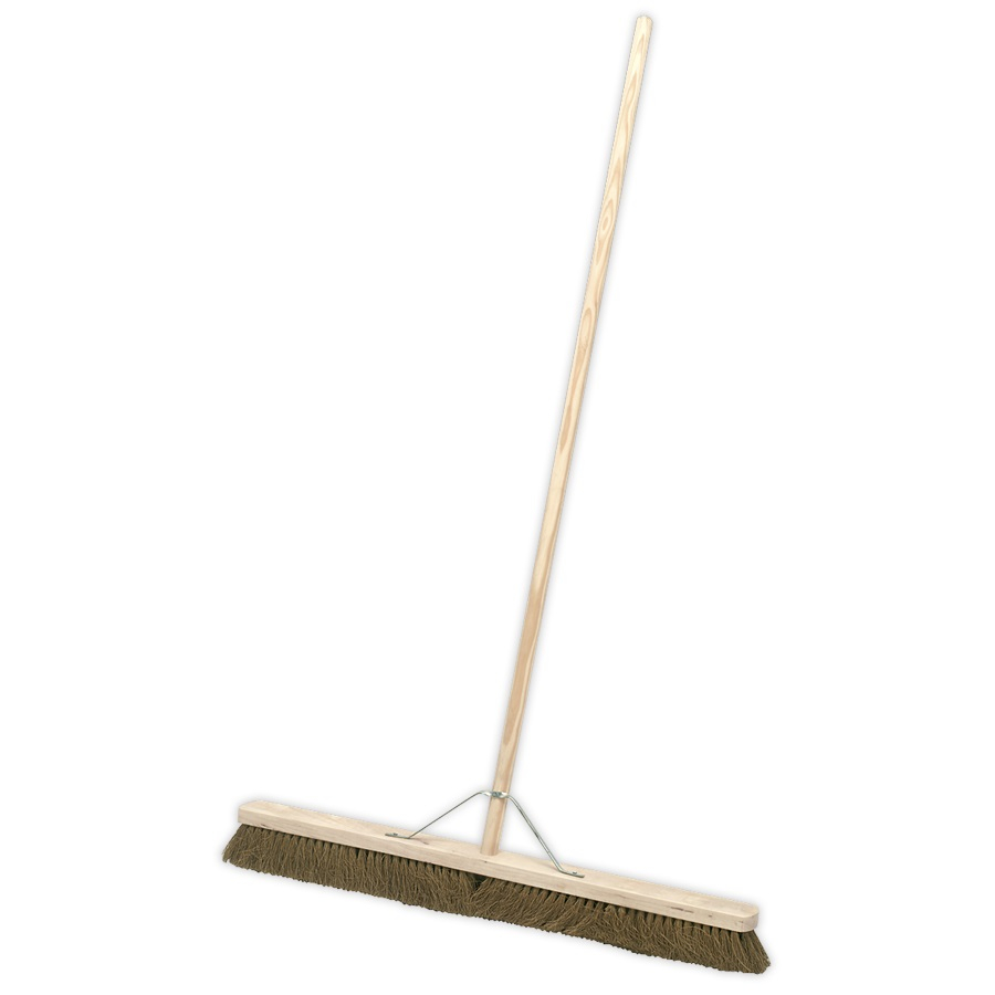 BM36S Yard Broom 36inch Soft Bristle