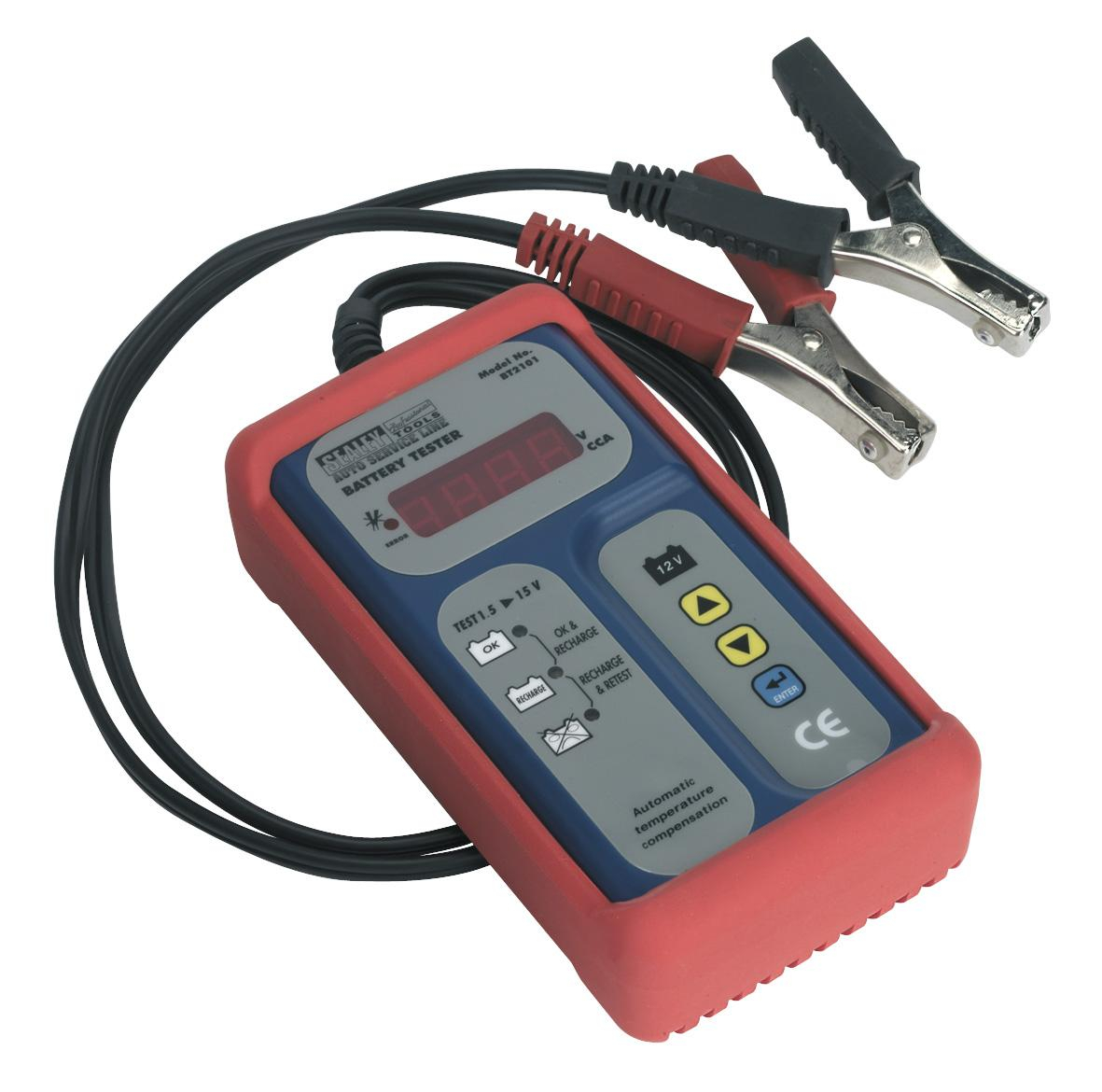 Digital Battery Tester 12V