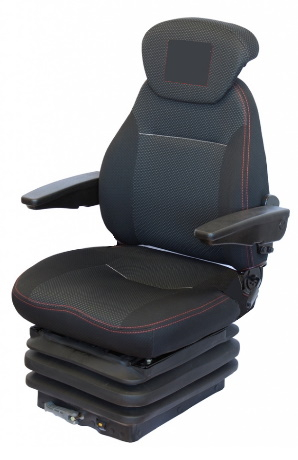 Mechanical Suspension Seat Fabric