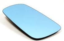 Convex Mirror Glass 375mm X 190mm