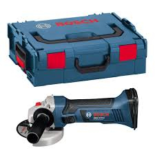 GWS18V Angle Grinder Bare With Carry Box