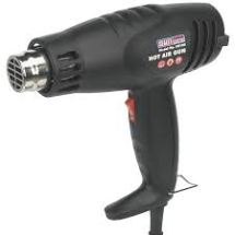 HS105 Sealey Hot Air Gun