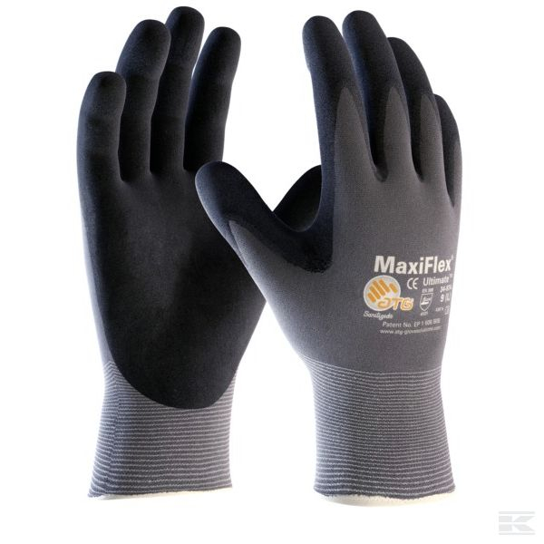 Maxiflex Ultimate Gloves Large