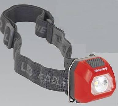 SMD LED Head Torch