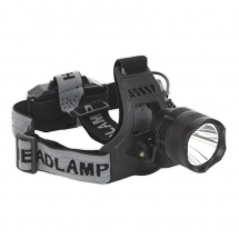 HT105LED 3w Cree LED Rechargeable Head Torch