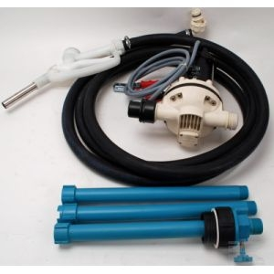 12V Adblue IBC pump kit