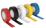 ITMIX10 PVC Insulating Tape 19mm x 20m Mixed Colours Pack of 10