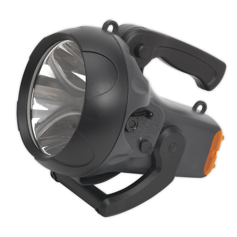 LED438 Rechargeable Spotlight 10W CREE