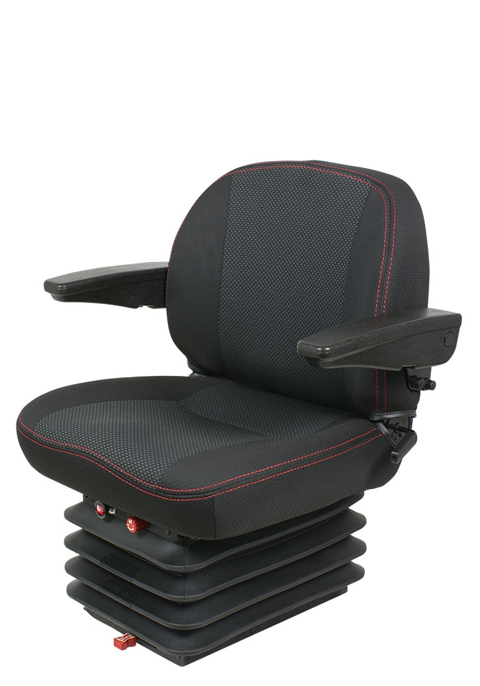 Air Suspension Seat Cloth With Armrests