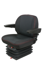 LGV84C6 Air Suspension Seat Cloth With Armrests