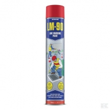 LM90R Line Marking Spray Red