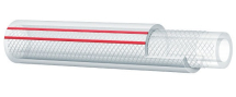 LS100 Reinforced PVC hose 10mm