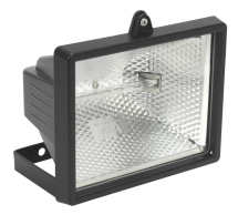 MD500C Tungsten/Halogen Floodlight with Wall Bracket 500W/230V