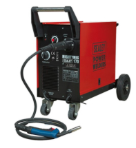 MIGHTYMIG170B Sealey Mig Welder Gas/No Gas welder 170amp