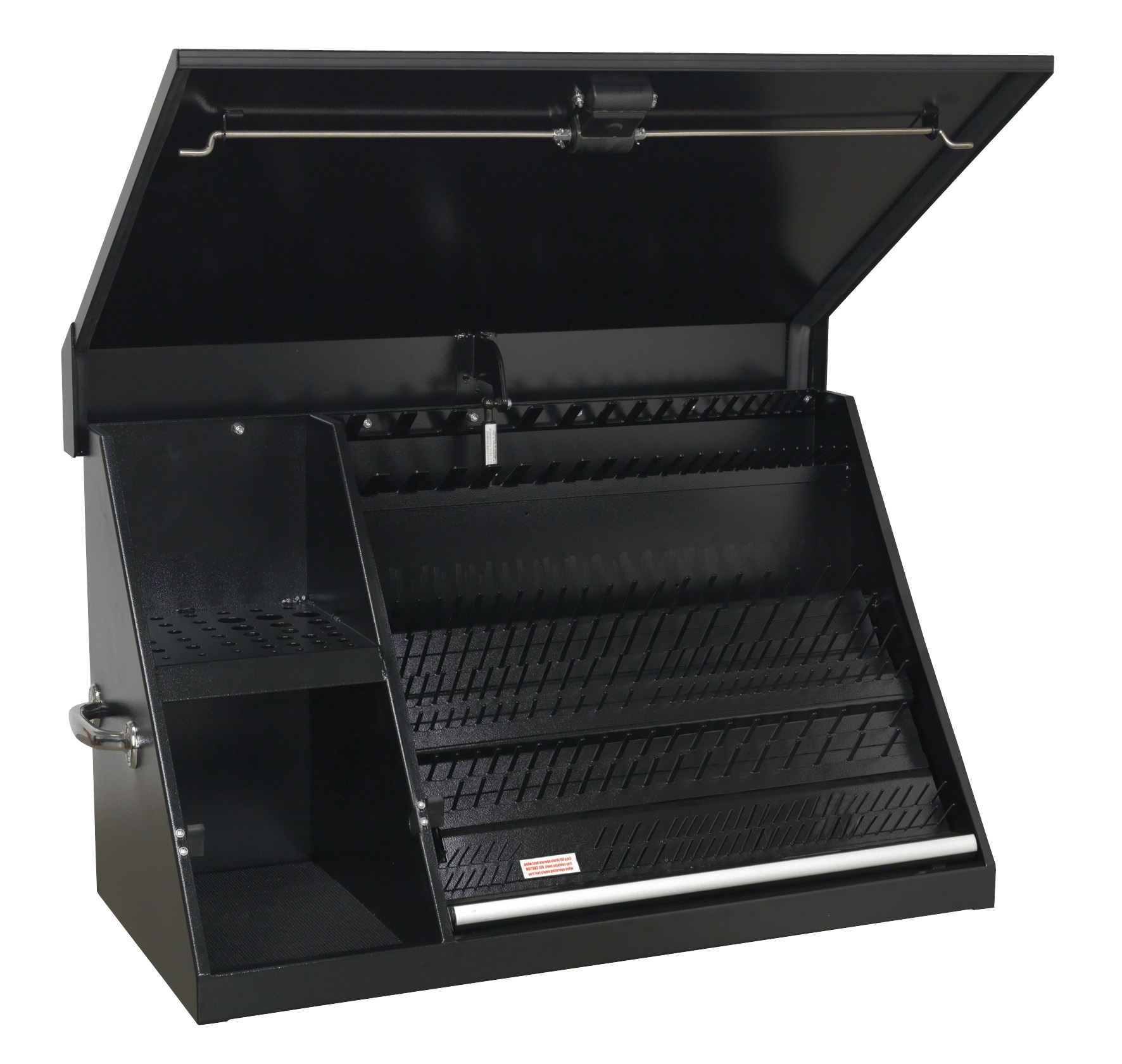 Wedge Topchest 930mm Heavy Duty - Black