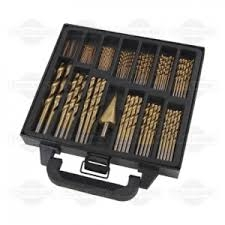 119PC HSS Drill Bit Set