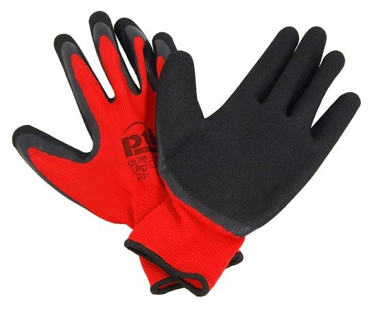 PTI Red-Grip Glove Size 10 X-Large