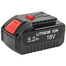 PW25-00013 SIP 18v Lithium Battery pack