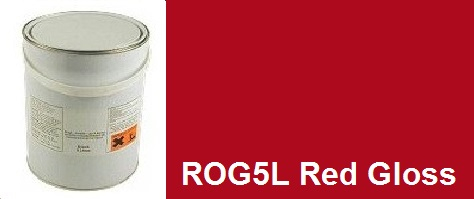 ROG5L Red Agricultural Gloss 5 Litre