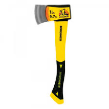 ROU65640 Roughneck Axe Fibreglass Handle 600g