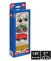 S06304 Agricultural gift set 1:87 scale