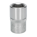 "WallDrive Socket 16mm 1/2""Sq D Drive"
