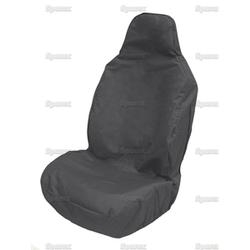 Seat Cover Black Front