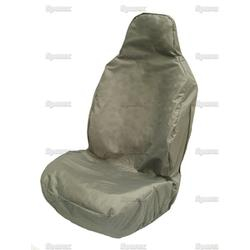 Seat Cover Grey Front