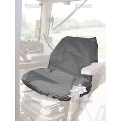 Tractor Seat Cover Low Back Grey